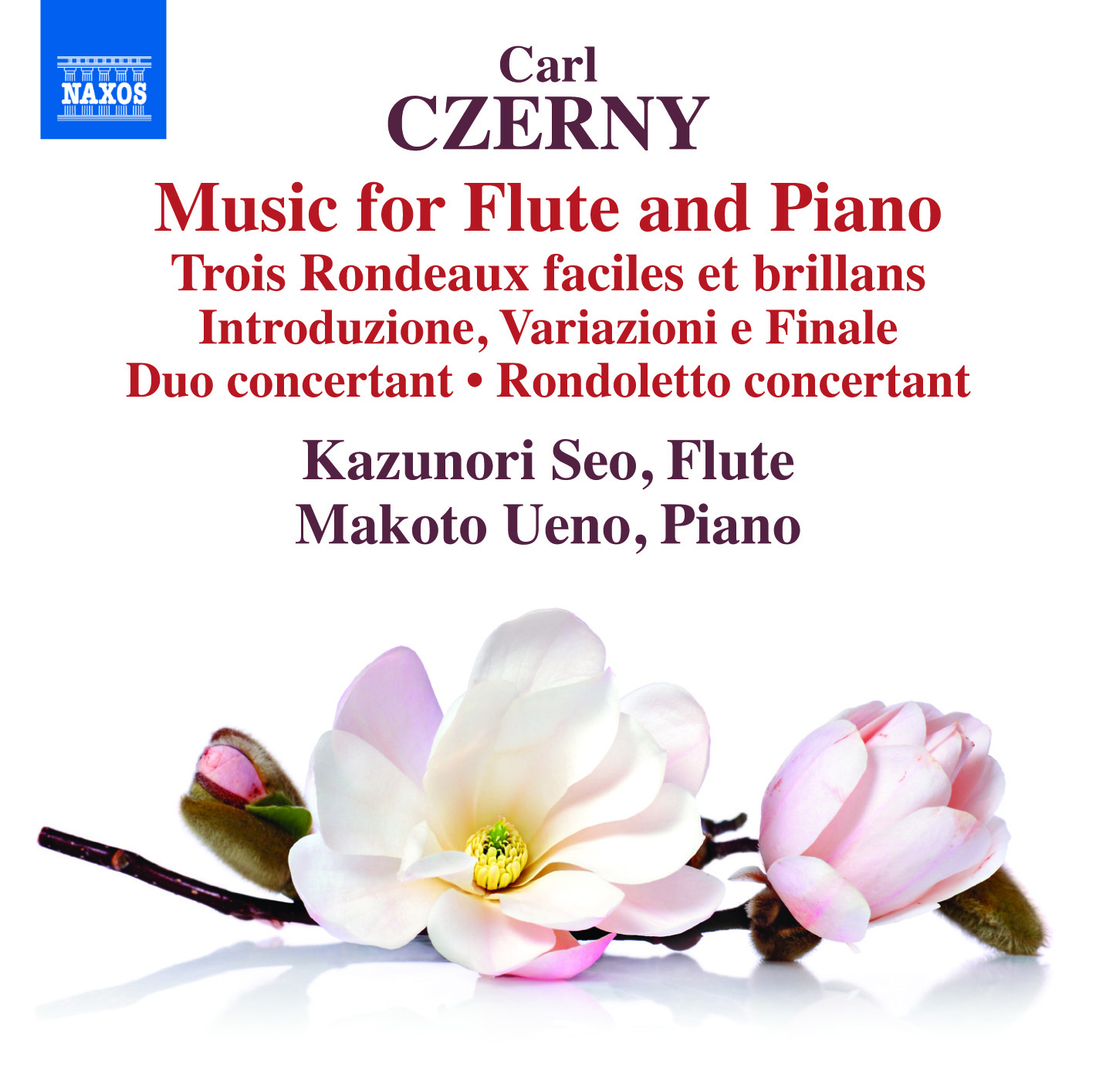 Carl CZERNY : Music for Flute and Piano